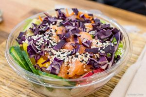 Poke bowl Paris