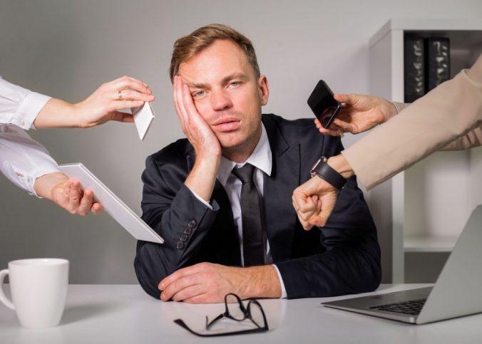 souffrance au travail et stress