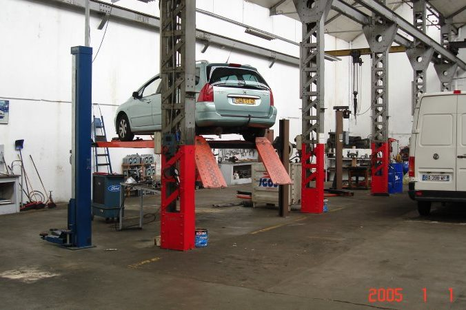 garage réparation
