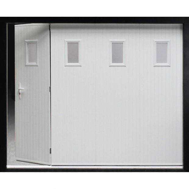 Porte de garage coulissante