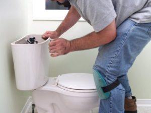 réparer WC Porcher