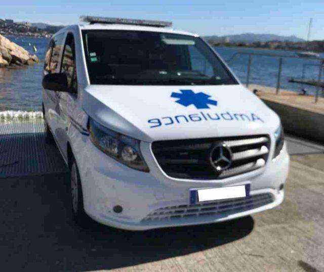Ambulance marseille timone